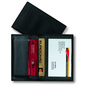 Swiss Card Leder-Etui
